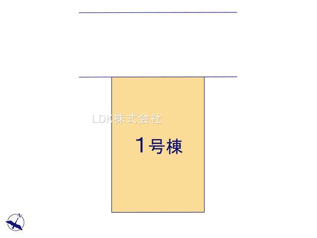 【区画図】新築戸建/富士見市関沢3丁目