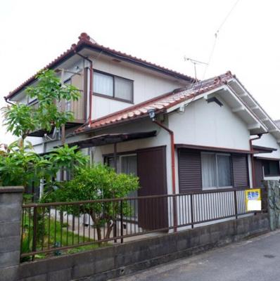 昭和42年築のお家です。