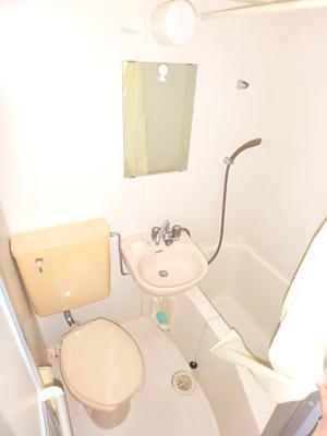 【浴室】オクトワール浜北