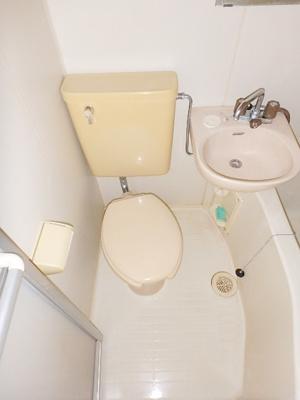 【トイレ】オクトワール浜北