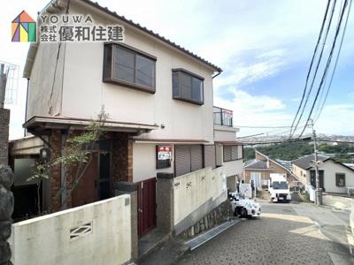 【外観】神戸市垂水区舞子坂3丁目 中古戸建