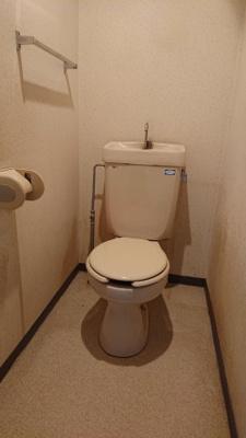 【トイレ】都府楼パークホームズ