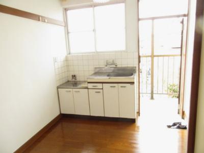 【キッチン】天野荘