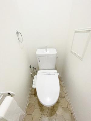 【トイレ】ラ・メール諏訪森