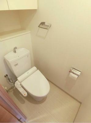 【トイレ】日神パレステージ小田急相模原フロント