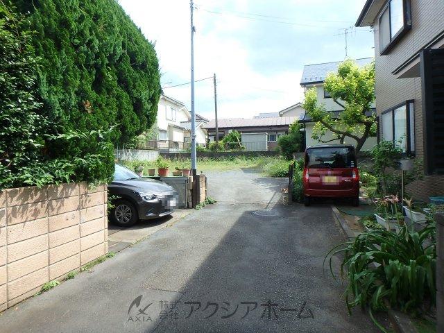 6月14日撮影 現地(更地)