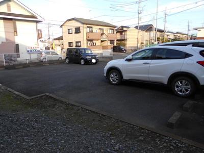 【駐車場】はなみずき