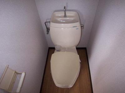 【トイレ】フォーブルYASⅢ