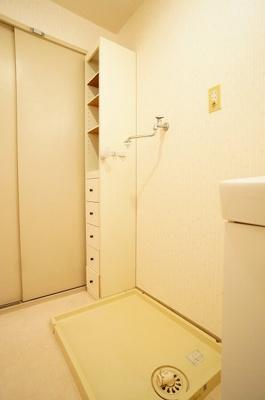 もちろん室内洗濯機置場あり♪