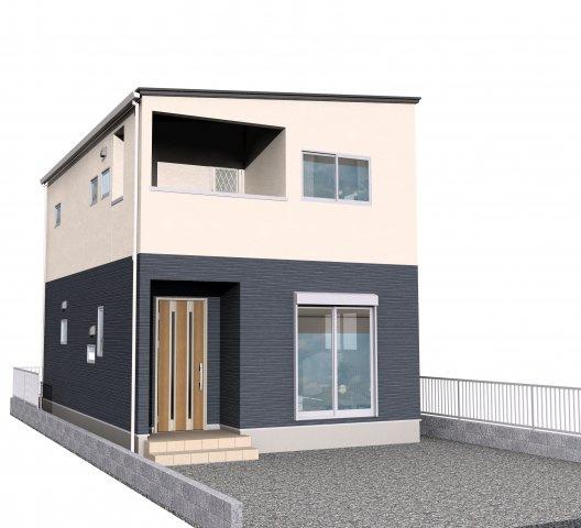 「アイパッソの家」中央区帯山1丁目3期2号地モデルの画像
