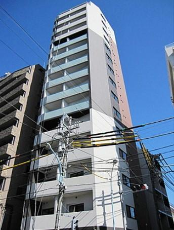 鉄筋コンクリート造のガッチリとしたマンション。