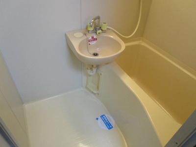 【浴室】フレンドシティⅡ