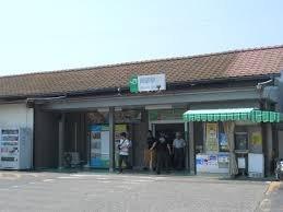 岡部駅まで2100m
