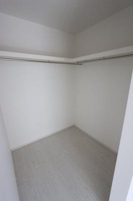 大きなものも収納できそうです:建物完成しました♪毎週末オープンハウス開催♪八潮新築ナビで検索♪