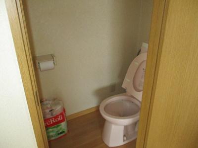 【トイレ】上百々2丁目事務所