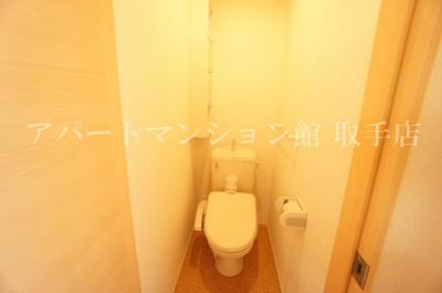 【トイレ】シャン・ド・フルールⅡ