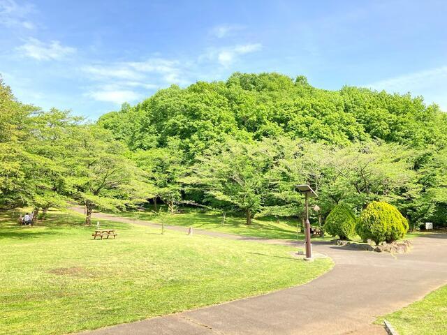 都立桜ケ丘公園まで2200m
