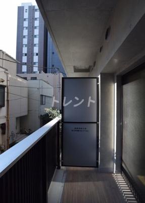 【バルコニー】ズーム東神田【ZOOM東神田】