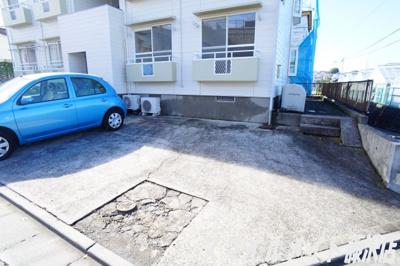 【駐車場】ビレジ藤が岡