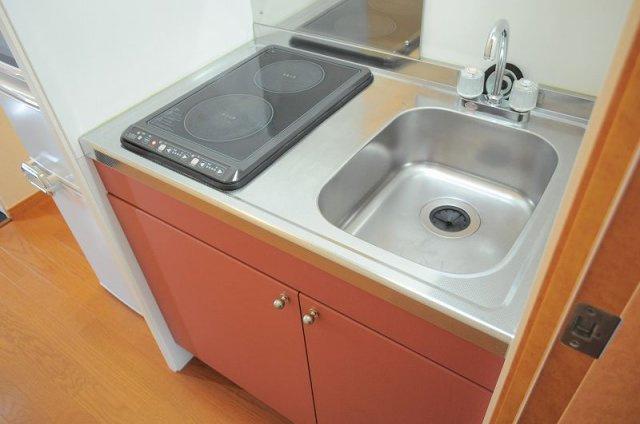 実際のキッチンは設備・仕様が異なる場合がございます。