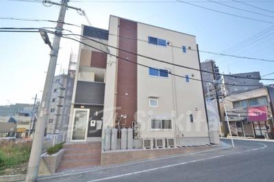 【外観】ミレナシスティア壱番館