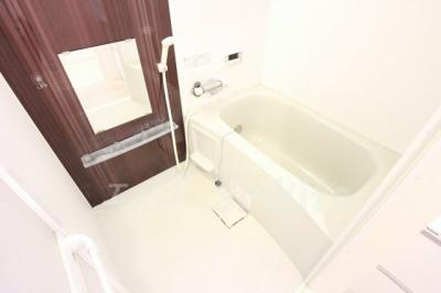 【浴室】ミレナシスティア壱番館