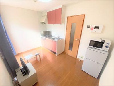 ※104号室は家具家電無し部屋となります。