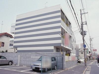 【外観】レオパレスFUSE