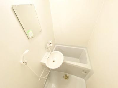 【浴室】レオパレスMS