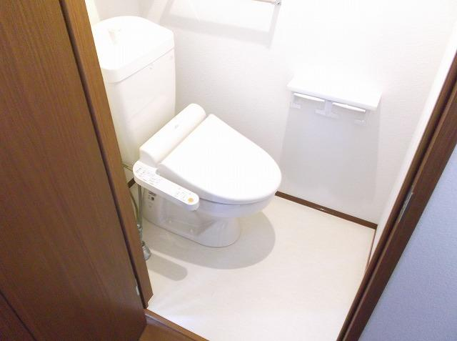 【トイレ】メゾン・ド・リス