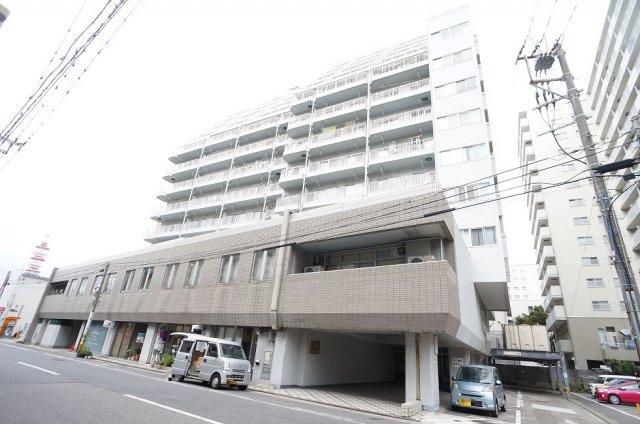 【外観】トーカングランドマンション第一万代ビューハイツ