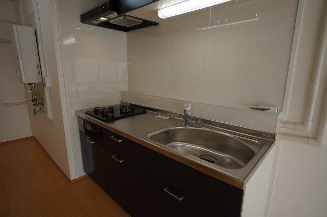 【キッチン】トーカングランドマンション第一万代ビューハイツ