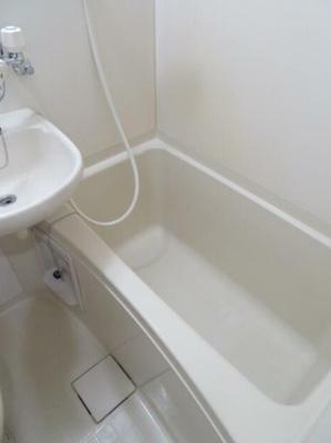 【浴室】コーポ飯塚