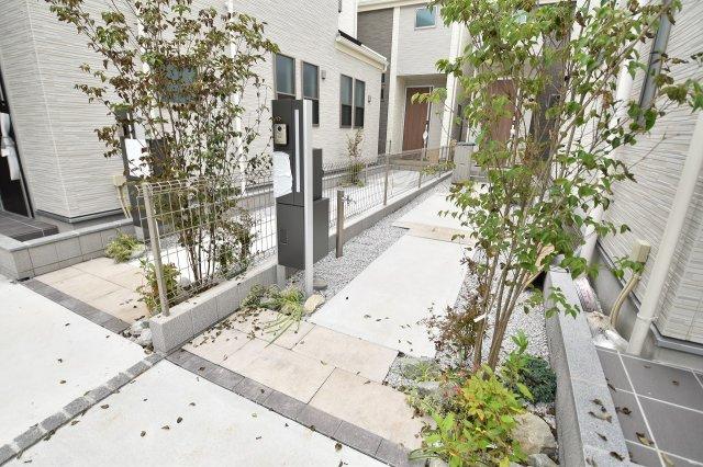 【セキュリティ】世田谷区船橋2丁目 新築戸建