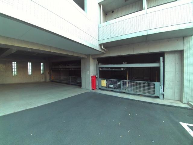 駐車場です。【レジディア文京本駒込】