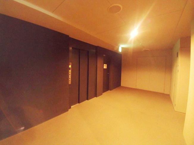 エレベーターホール【レジディア文京本駒込】