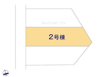 【区画図】新築 新潟市西区五十嵐1の町第1 2号