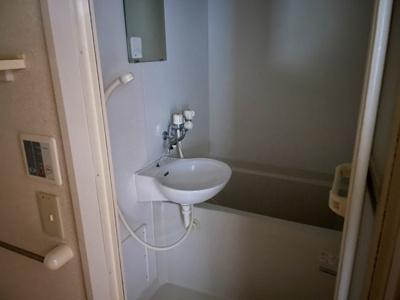 【浴室】レオパレスエクセル道場北