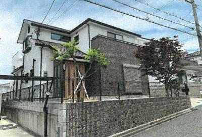 【外観】神戸市垂水区つつじが丘1丁目 中古戸建