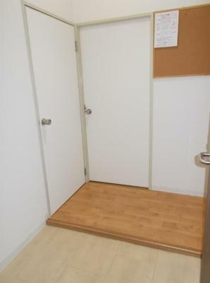 【玄関】エバーグリーンポートタウン11号棟