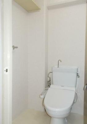 【トイレ】エバーグリーンポートタウン11号棟