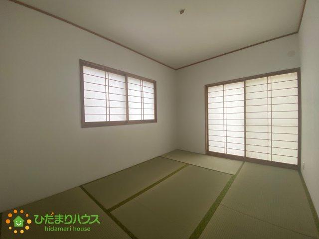 2階にも広々とした和室をご用意しております♪
