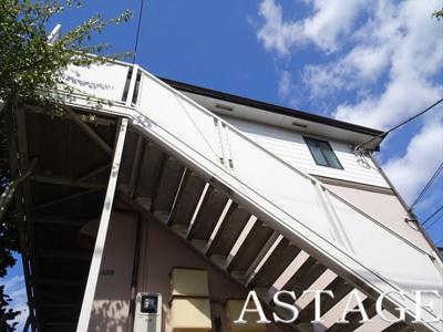 【外観】CORNEL HOUSE