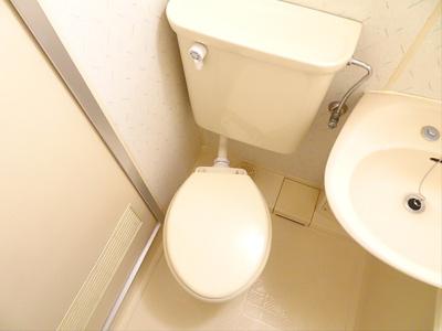 【トイレ】CORNEL HOUSE
