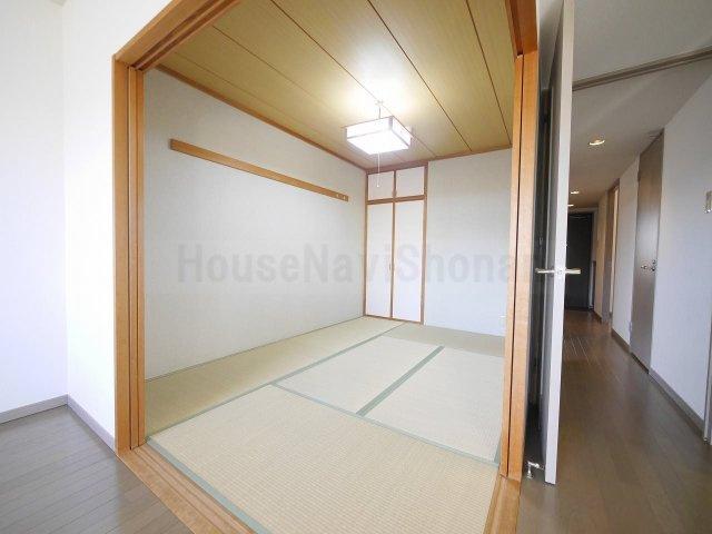 【寝室】コートハウス鎌倉山