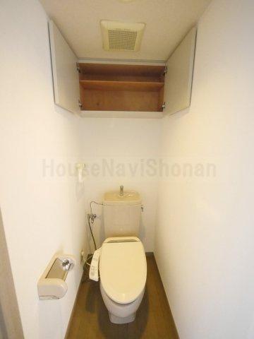 【トイレ】コートハウス鎌倉山