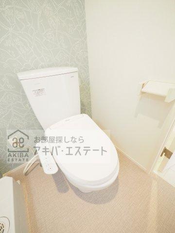 【トイレ】CECIL梅島