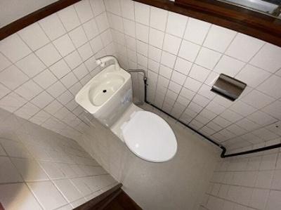 【トイレ】園部戸建