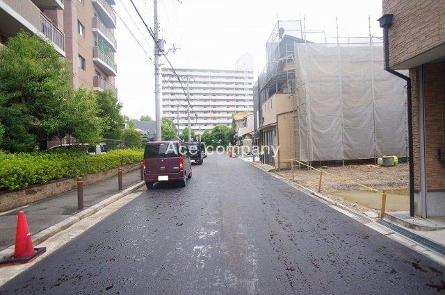 【前面道路:幅員約6m☆】