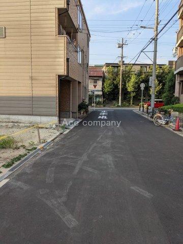 【外観】平野区喜連西1丁目 【B号地/全2区画】